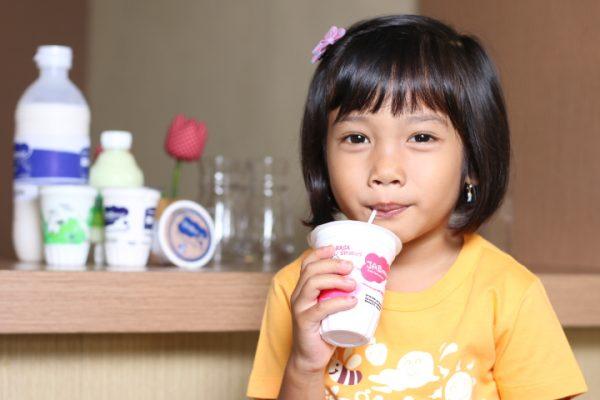 Produk Susu Segar Digemari Anak- anak
